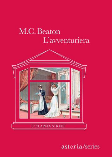 M.C. Beaton  L'avventuriera
