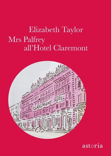 Elizabeth Taylor Miss Palfrey all'Hotel Claremont