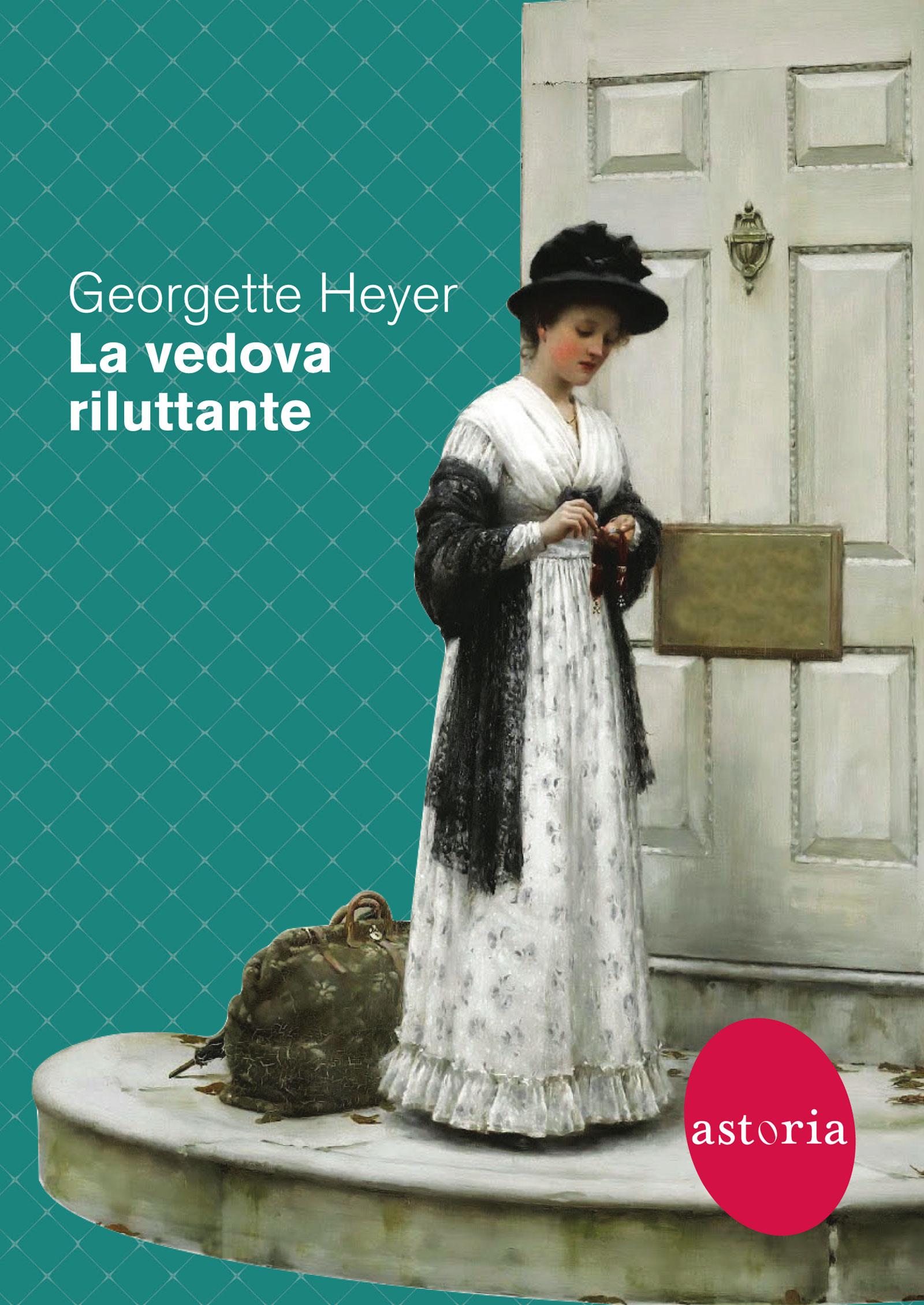Georgette Heyer La vedova riluttante